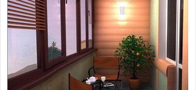 Как сделать из старого балкона отличное помещение