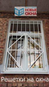 Решетки на окна в Ступино , Кашире , Малино , Михнево