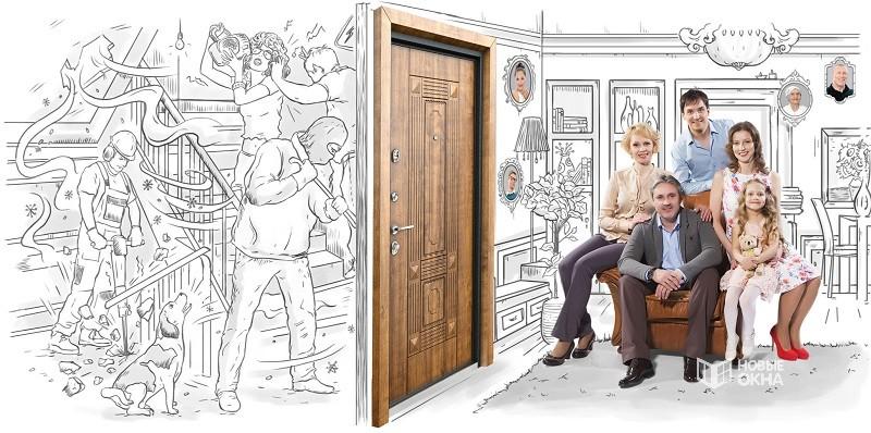 Двери в Ступино