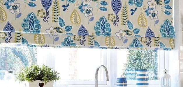 Что выбрать: купить занавески на кухню, шторы или жалюзи?