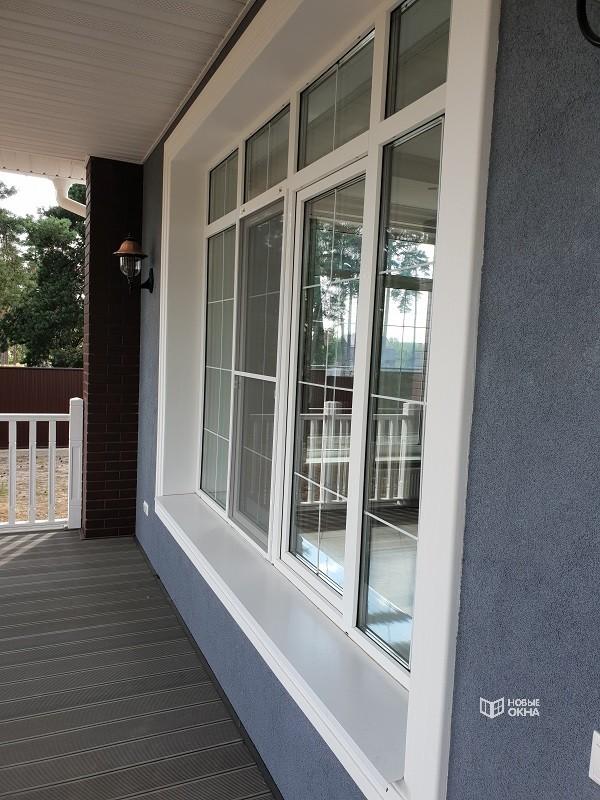 Окна для дома в Ступино